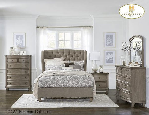 5442Q Bedroom Set
