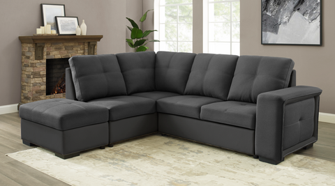 Soho Sofa Bed Sectional (LHF)