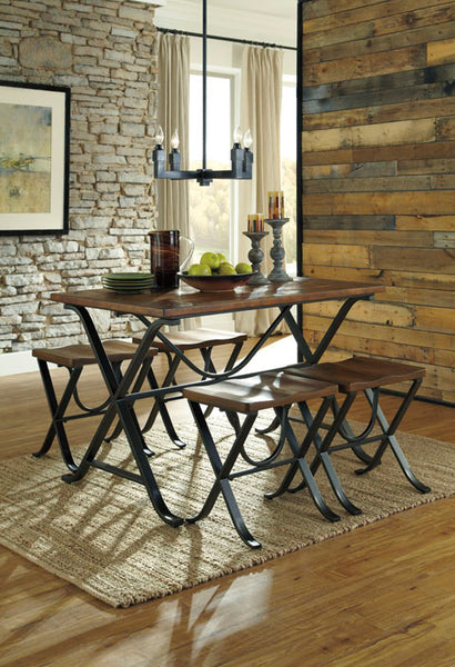 Freimore Counter Dining Set