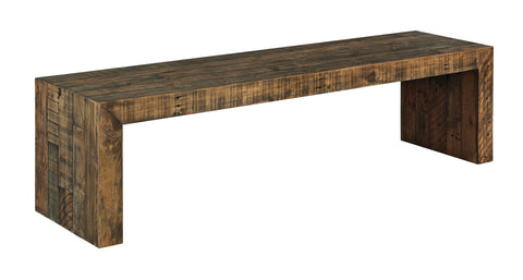 Sommerford bar bench