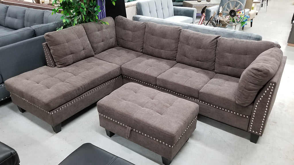 Elvis Sectional Sofa