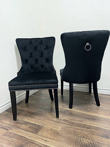 Madrid Black Dining Chair (special)