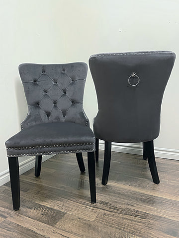 Madrid Grey Dining Chair (special)