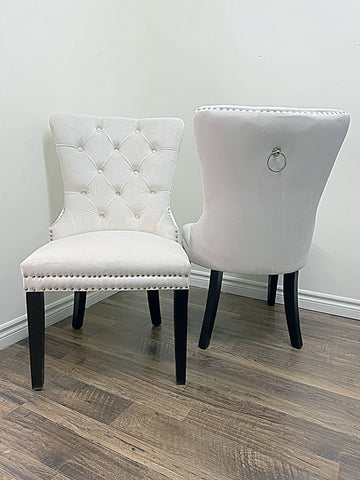 Madrid Ivory Dining Chair (special)
