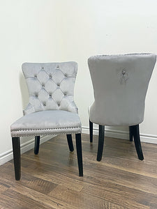 Madrid Silver Dining Chair (special)