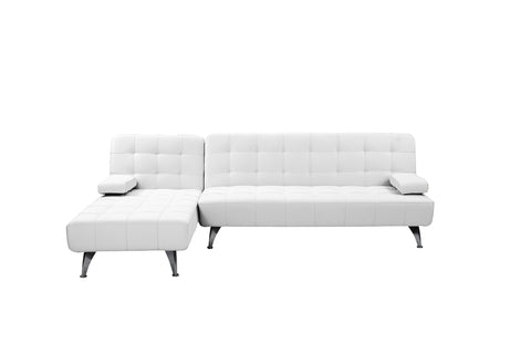 Martin Sofa Bed Sectional (White)