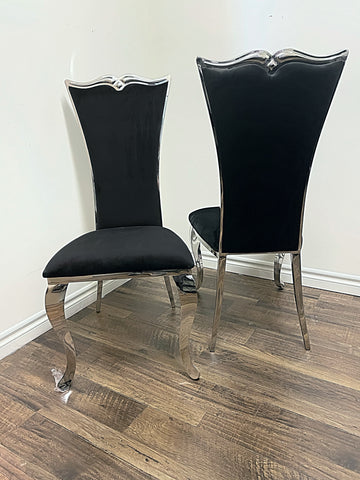 Riley Black Dining Chair (special)