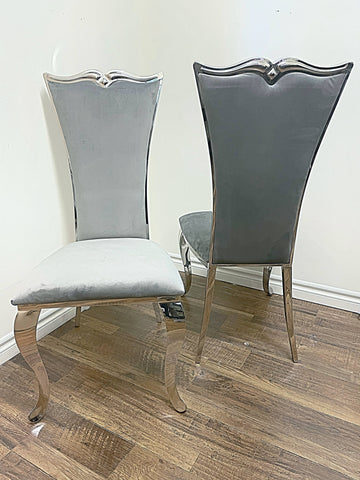 Riley Grey Dining Chair (special)