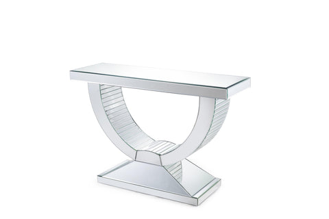 Ring Mirror Console