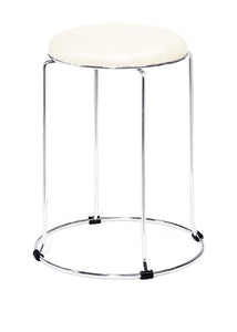 Ringo Stool White (High)
