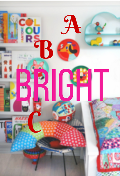 How to decorate using bright colours, a shopping guide
