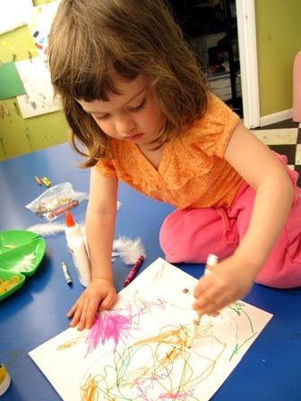 Artful Parent Blog about raising self confident little artists.