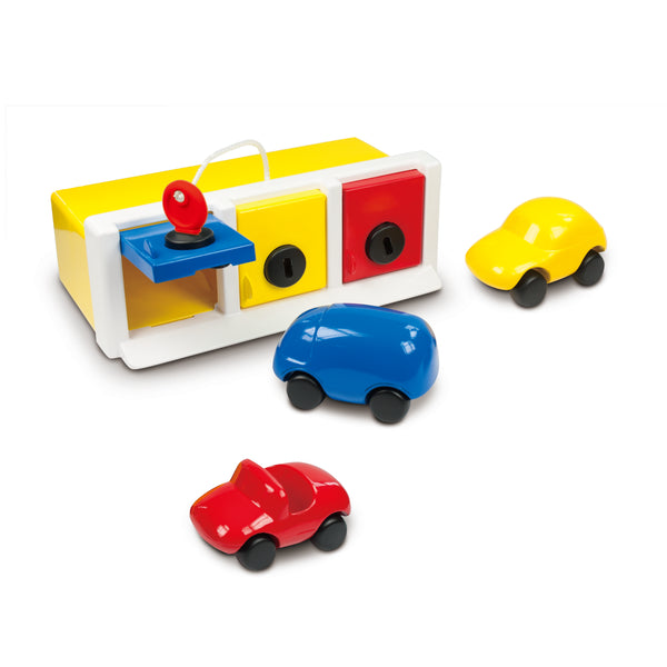 Ambi Toys great for baby and toddler. Excellent quality for fun and learning.