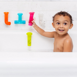 Bath toys can be used in paddling pools too for the little ones