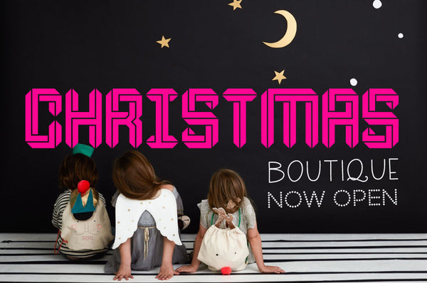 Little Citizens Special Christmas Boutique is now open