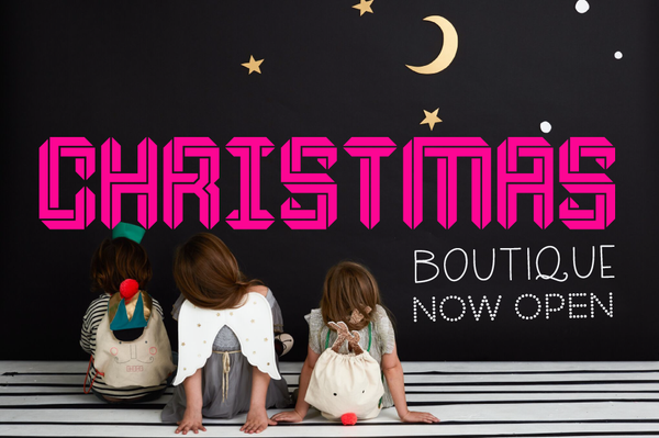 Little Citizens Christmas Boutique Now OPen