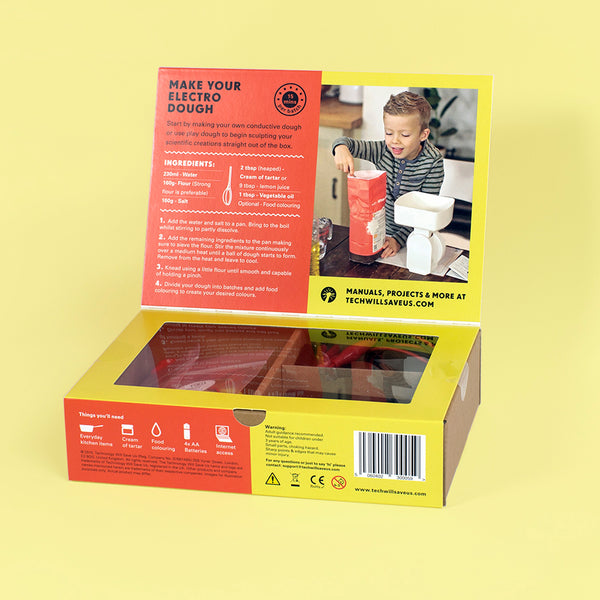 Electric Dough Kit by Tech Will Save Us