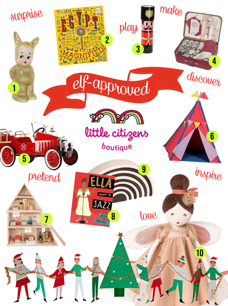 Top 10 Elf Approved Toys for Christmas 2018