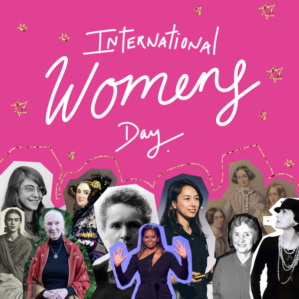 Top 10 Videos to share with your Kids on International Woman s Day ... 3d496642b