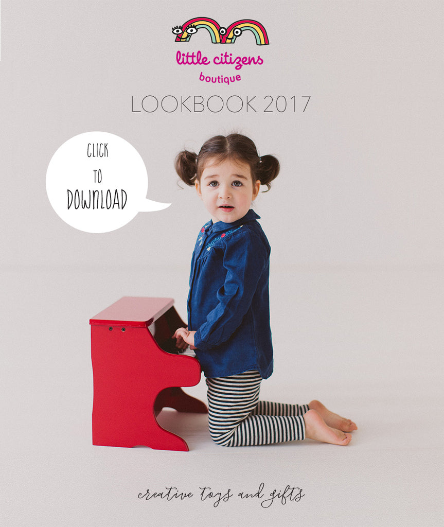 Click to Download Little Citizens LOOKBOOK