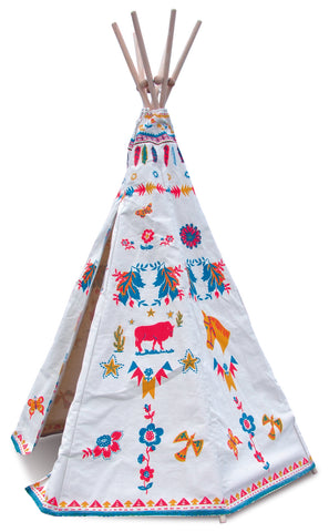 Nathalie Lete Teepee for sale at Little Citizens Boutique