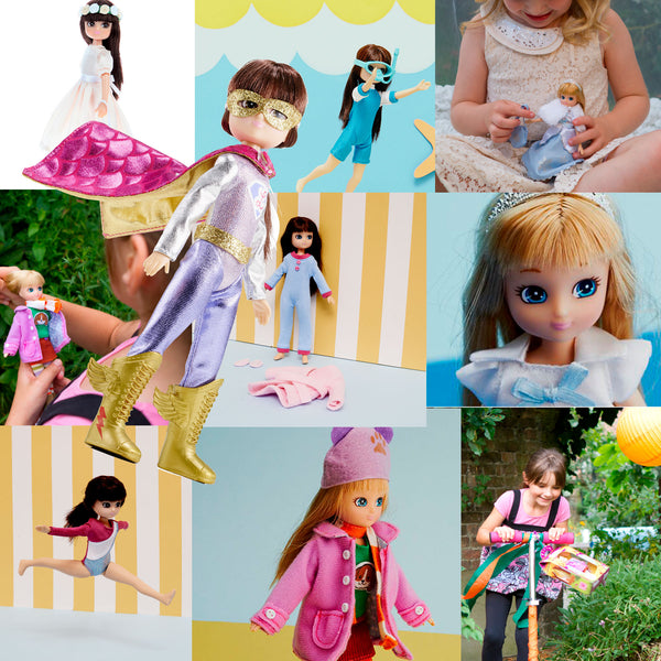 Lottie Dolls New Collection for sale at Little Citizens Boutique