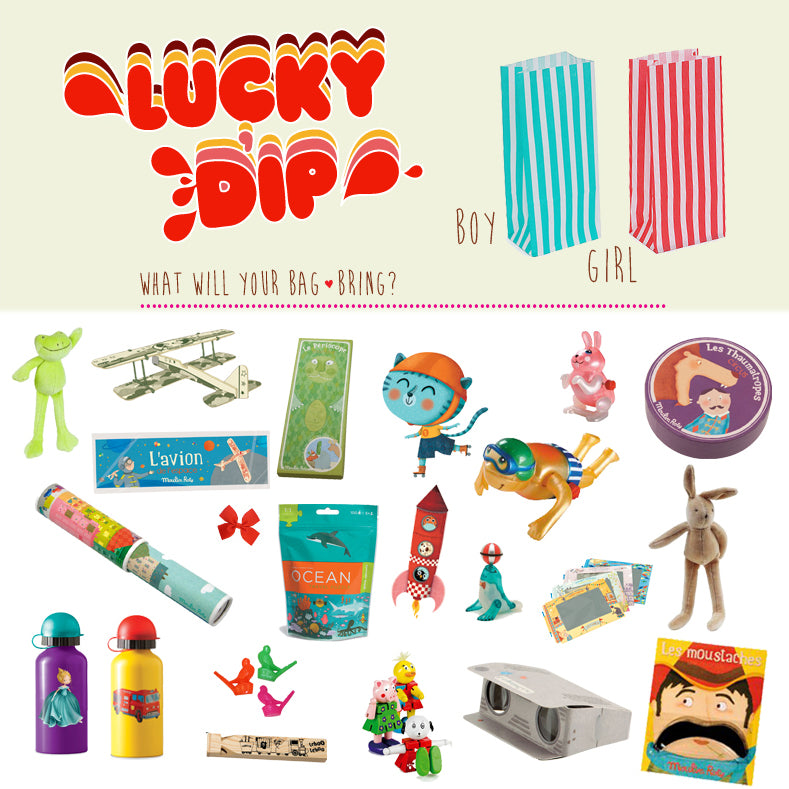 Lucky Dip Surprise Bag full of Stocking Fillers!