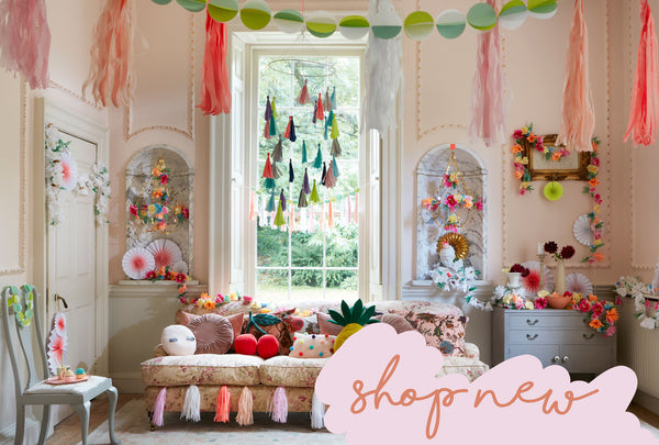 Shop New Meri Meri for presents for baby, birthdays and parties