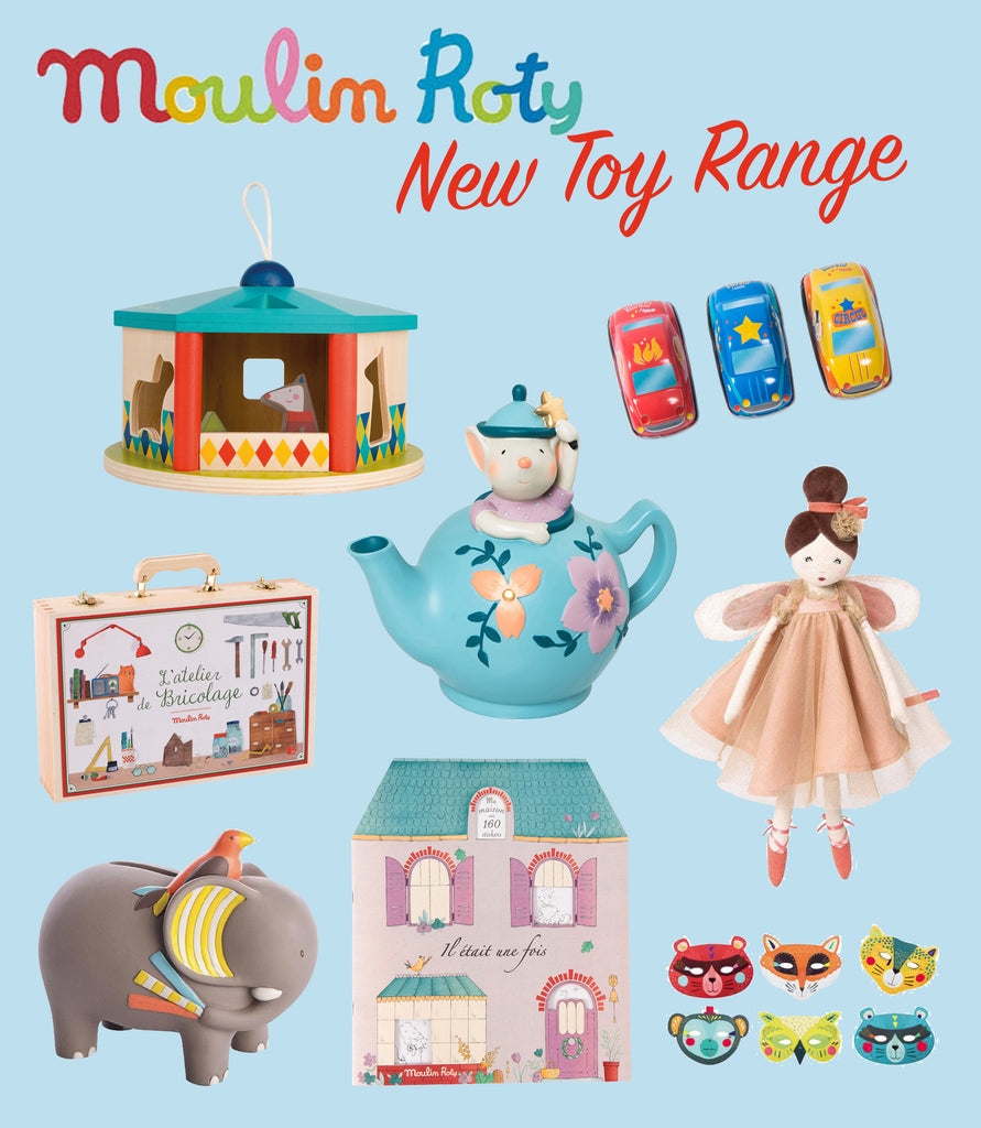 Moulin Roty's New Collection of Toys
