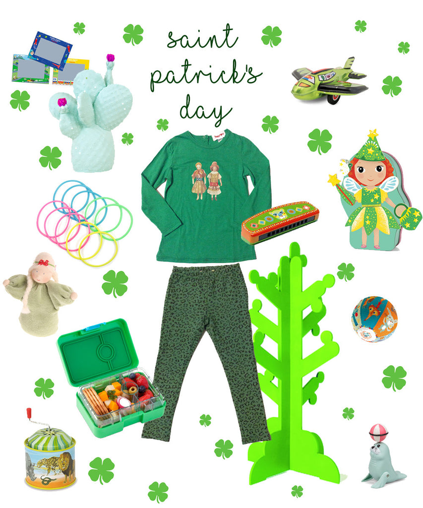 St Patrick's Day Edit