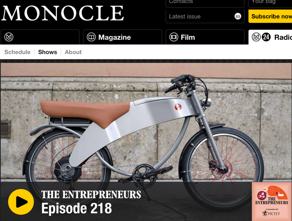 Little Citizens Boutique founder Alicia Peyrano on Monocle Radio