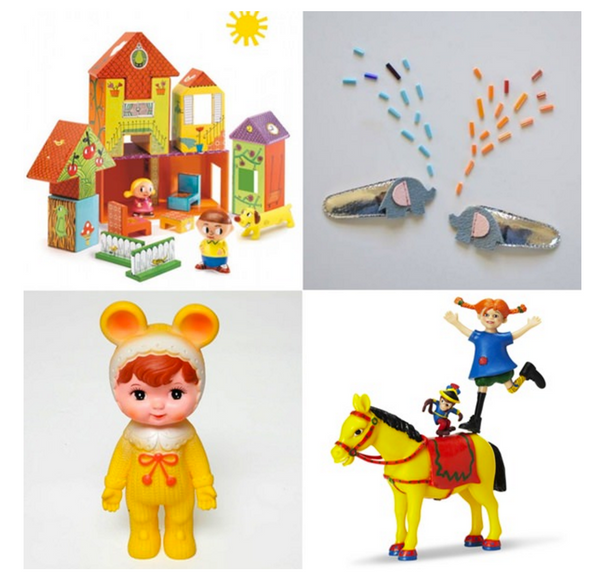 Unique Designer Toys at Little Citizens Boutique