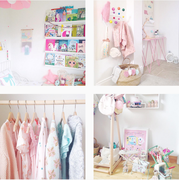 kawaiigirl79 Instagram feed is like walking into an ice cream shop full of beautiful pastel colours.