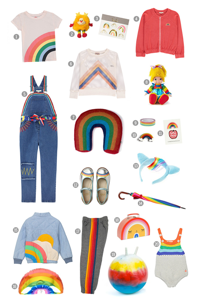 Yoyomom blog includes Little Citizens Boutique in their edit