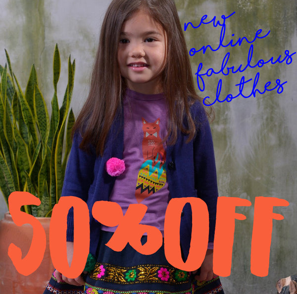 Siaomimi Peas & Queues Moonkids Kids Clothes Online Sale Designer