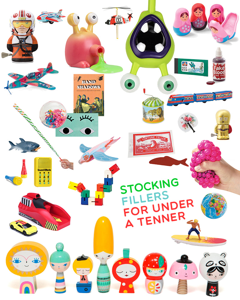Stocking Fillers For Under a Tenner