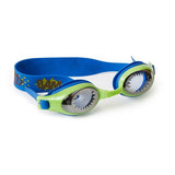 shark inspired children's goggles