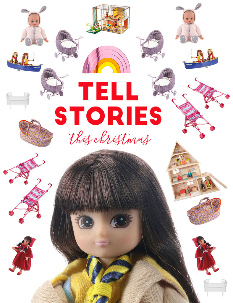 Toy and Gift Ideas for Storytelling this Christmas