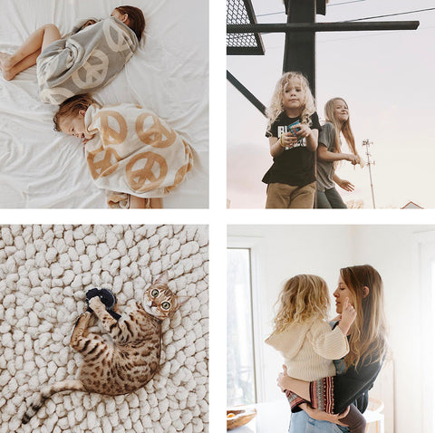 Business owner and mother show her beautiful life through instagram