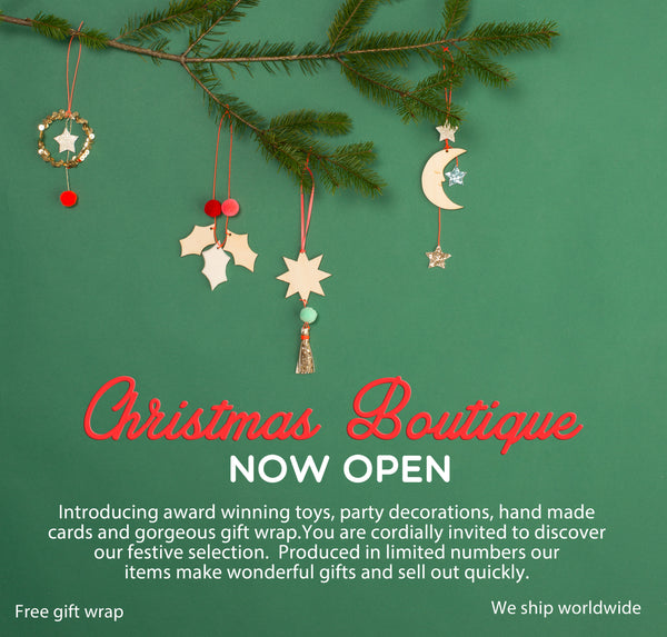 Little Citizens Christmas Boutique for 2016 is now open!