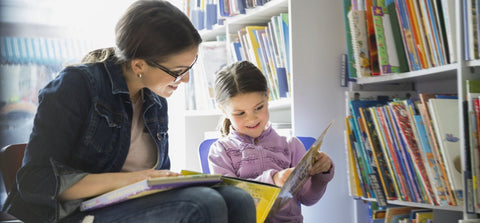 Raising successful kids by helping your child read the correct way