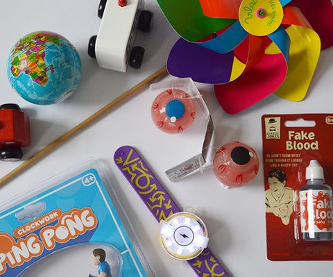 Little citizens favourite toys for world health day