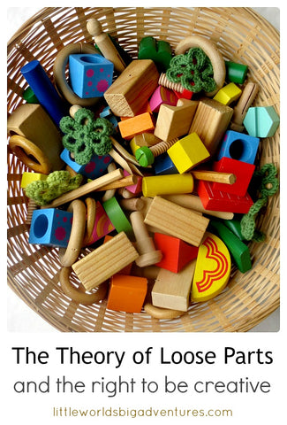 The Theory of Loose Parts on Little Citizens Boutique