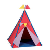 fun teepee for the kids at summer