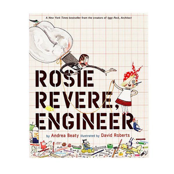 Rosie Revere Engineer Book for sale at Little Citizens Boutique