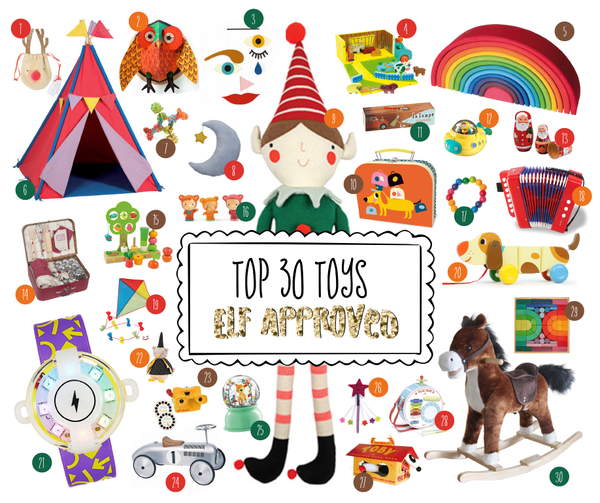 Popular Christmas Toys 2017 >> Top 30 Christmas Toy Ideas For 2017 Little Citizens Boutique