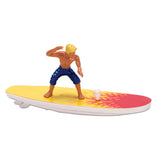 Surfer wind up dude for water fun