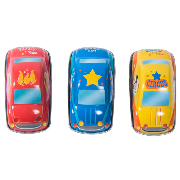 Les Jouets Metal Friction Tin Cars