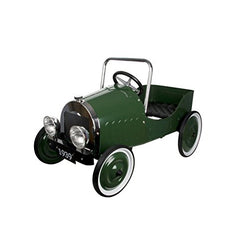 1939 Classic Green Pedal Car by Baghera