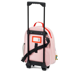 Pink Pippi Longstocking Trolley Bag - Little Citizens Boutique  - 2